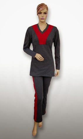 Baju Muslim Senam Untuk Wanita Remaja