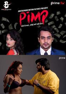 18+ Pimp S01 (2020) Hindi Complete Web Series HDRip Poster