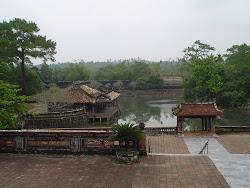 Tumba Imperial de Tu Duc Hue