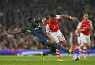 Watch Arsenal vs. Southampton Live Stream