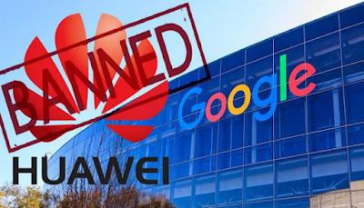 """ضربة مفاجئة.. شركة """"غوغل"""" تحرم """"هواوي"""" من خدماتها"""