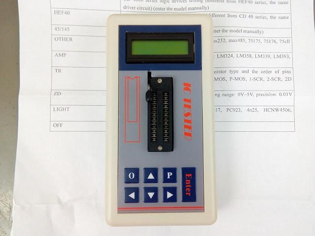 IC Tester