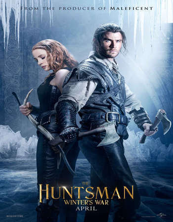 The Huntsman Winter's War 2016 English 700MB Cam x264