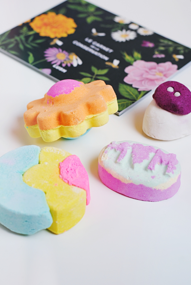 Lush Mother's Day Products Review 2017