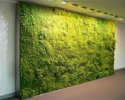 Idehadas interior design jard n vertical - Jardin vertical interior ...