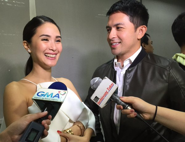 "Dennis Trillo and Heart Evangelista reunite in GMA7's new series ""Juan Happy Love Story"""