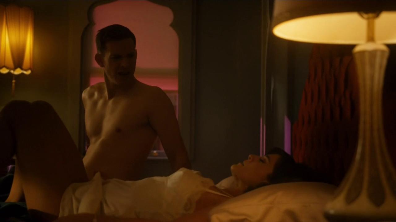 bryce johnson gay scene