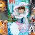 Fotomontajes Infantiles psd princesas con sus perros