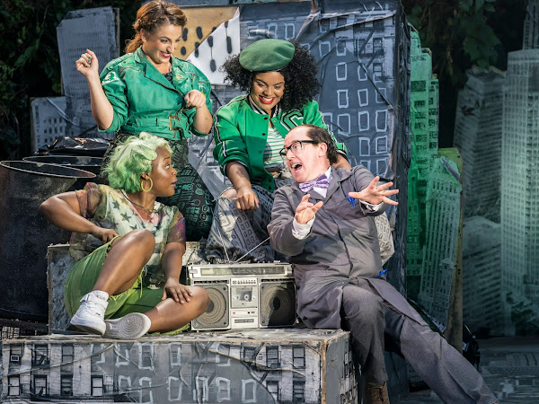 Little Shop of Horrors, Regent's Park Open Air Theatre | Review