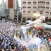 Filhos de Gandhy comemoram 70 anos de tradição com desfile no domingo; veja fotos
