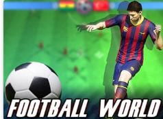 تحميل لعبة كرة القدم Football World للكمبيوتر مجاناً...