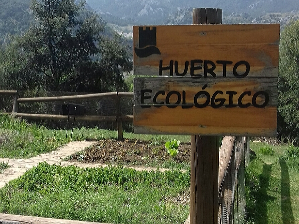 puutarha yrtit ekologinen maisema