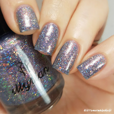 Illyrian Polish Nil Collection Moonshine Swatches and Review