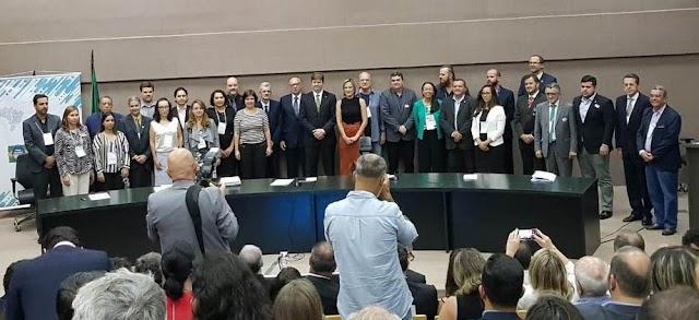 Pernambuco apresenta modelo de gestão dos recursos hídricos e metas voltadas para o setor durante evento em Brasília