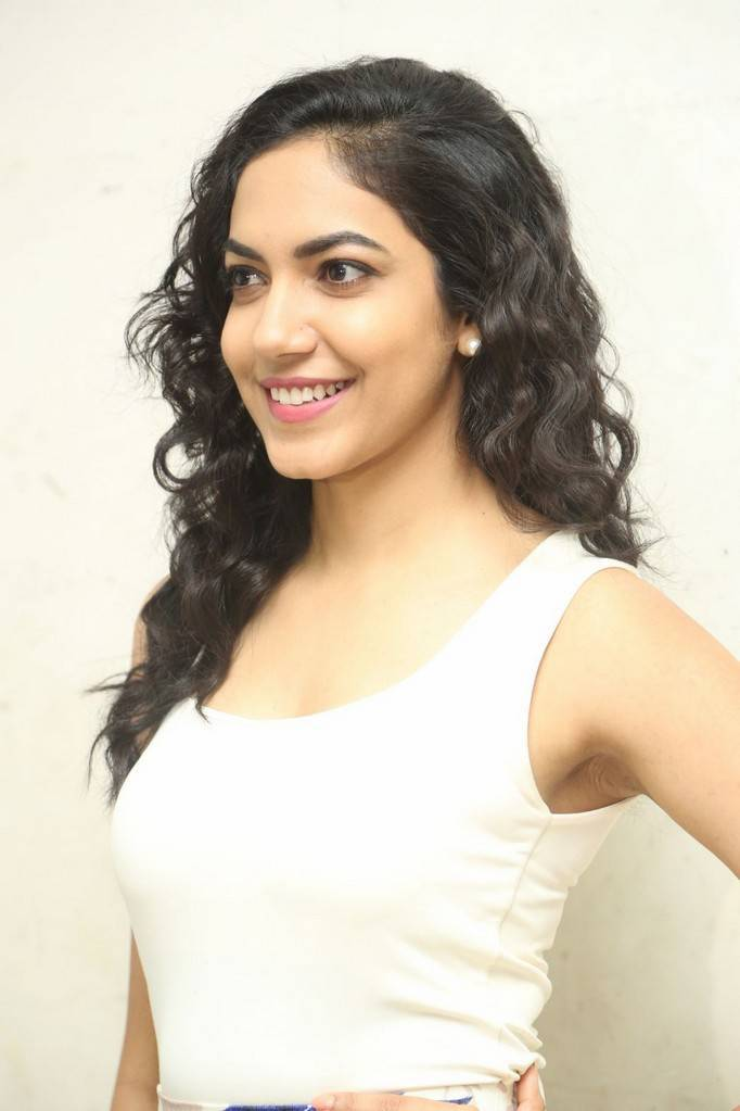 Ritu Varma At Kesava Movie Success Meet Stills