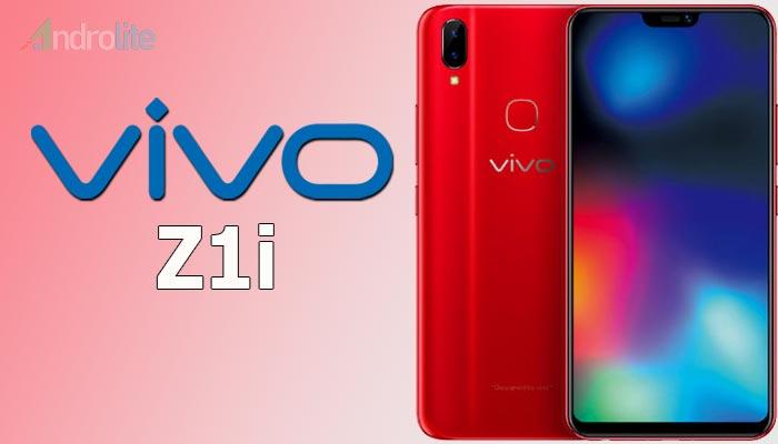 Tidak butuh waktu usang sehabis peluncuran duo  Harga Vivo Z1i 2018 - Usung Layar Fullview, RAM 4GB, Storage 128GB