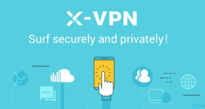 X-VPN Premium Mod APK (Free Unlimited VPN Proxy) for Android