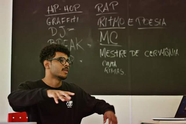 """JF mostra suas vivências no Hip-Hop no clipe """"Rap Periférico"""""""