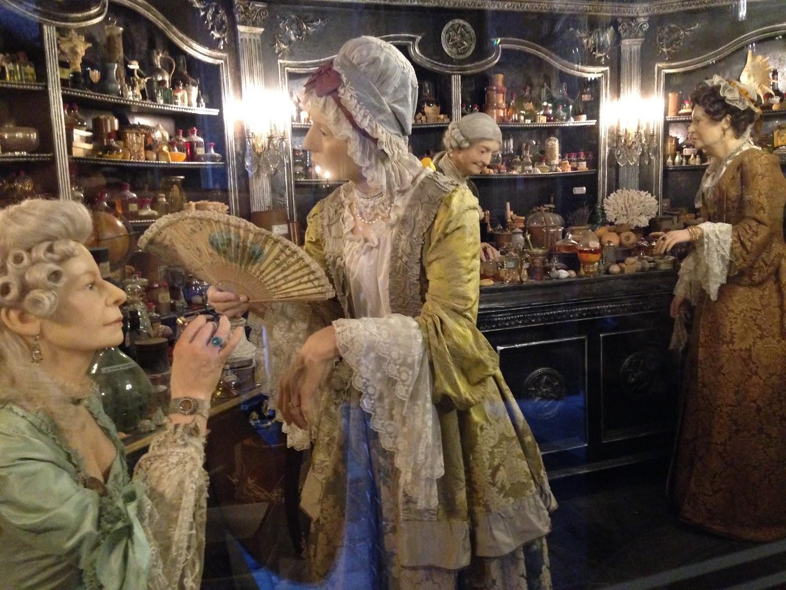 film parfum musée Lyon