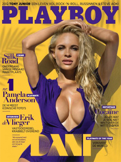 Revista Playboy Holanda-Agosto 2015 PDF Digital