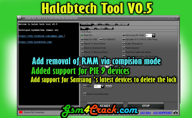 Download HalabTech Tool V0.5  Pro Version [Free]