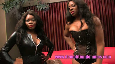 clip, Demolition Dommes - Goddess Maxx & Lexi Brown - So, You Wanna Be A Bash Brother? , c4s clips4sale, bodyguard