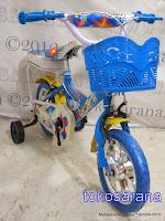 Sepeda Anak Erminio Ban Eva 12 Inci 2