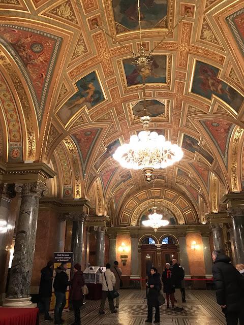 Opéra de Budapest Hongrie