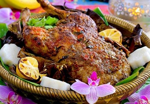 Resep ayam betutu kuah bali spesial dan cara memasaknya