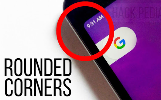 Change Your Android Display Screen into Galaxy S8 Display (Round Corners) Paid Apk for FREE [LATEST] [2018]