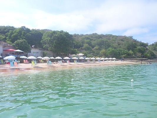 praia azeda buzios