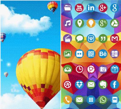 Android yang kini sudah mempunyai jutaan aplikasi mulai dari aplikasi game 13 Aplikasi Tema / Launcher Android Terbaru Terbaik Gratis