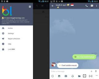 BBM Mod Tema Line Apk 2.13.1.13 Android