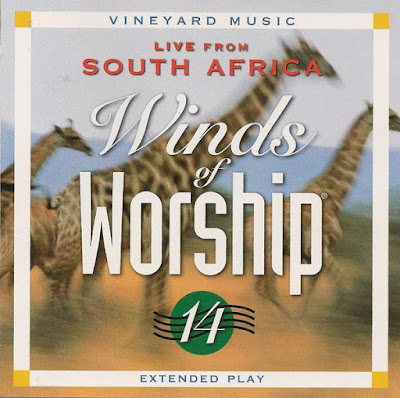 Vineyard Music-Winds Of Worship 14-Live From South Africa-