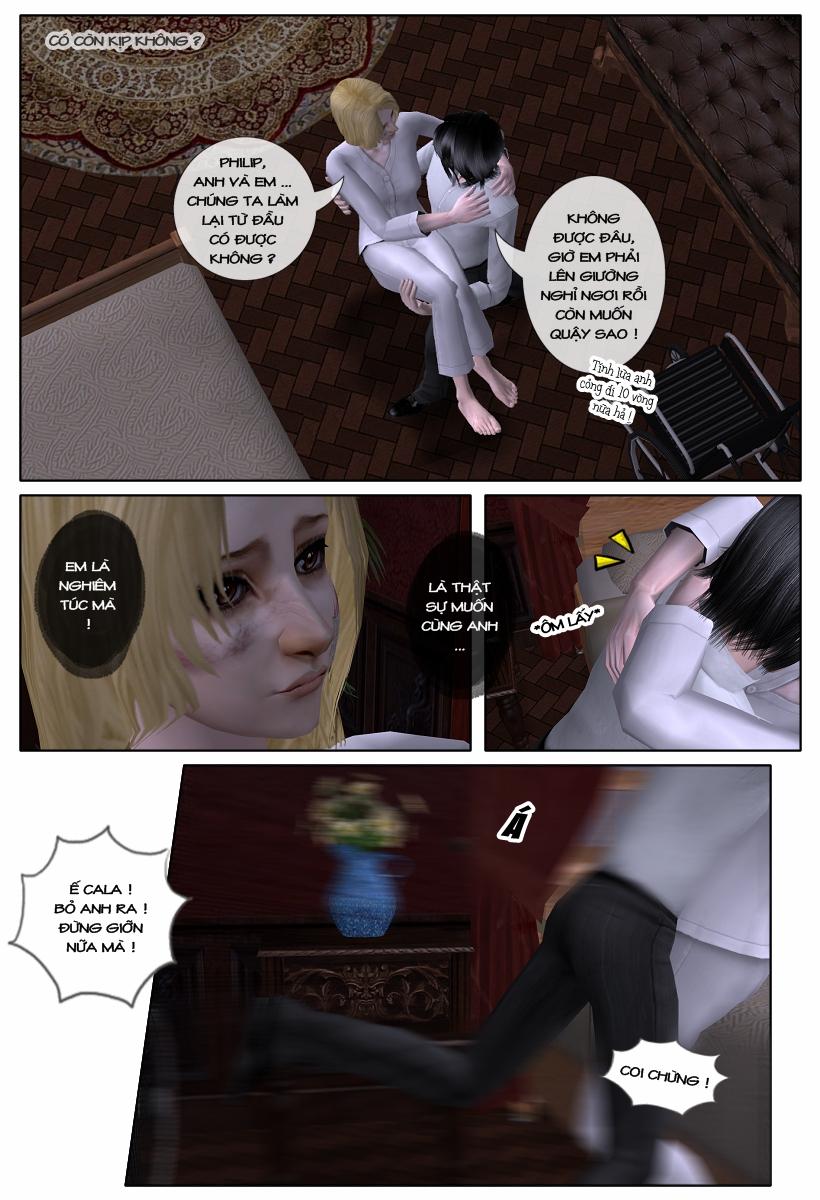 Truyện Sims - Earl Story chap 84 - Trang 5