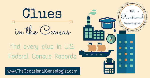 The U.S. Census is full of family history clues. Use this free resource to find them all.