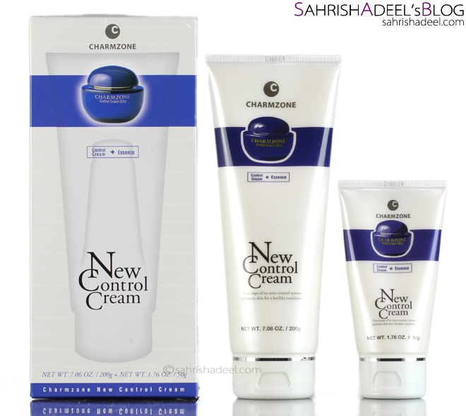 Charmzone New Control Cream Set - Review