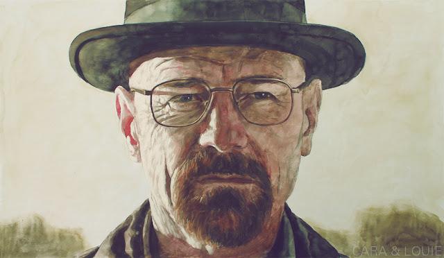Paintings on the Side: Full Heisenberg
