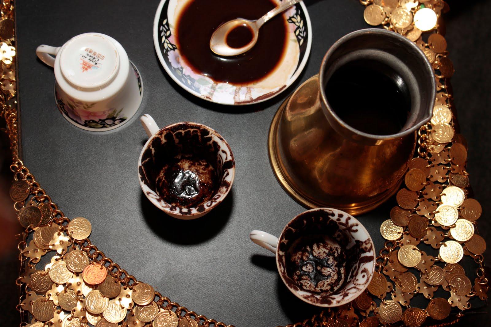 Curso de Caféomancia
