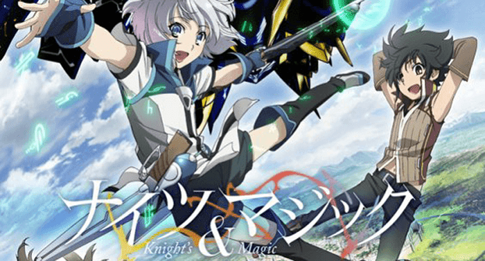 sinopsis anime knight's & magic