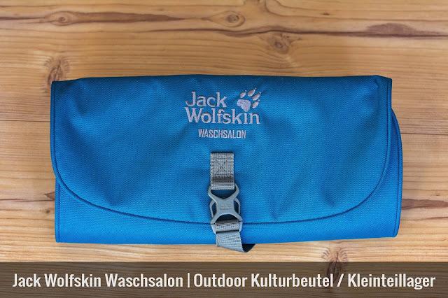 Jack Wolfskin Waschsalon Outdoor-Kulturbeutel 01