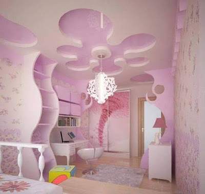 Pink Kids Room Home Design Ideas, Pictures, Remodel