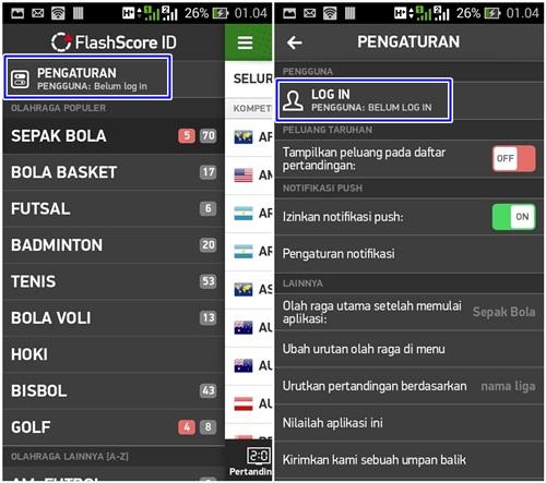 aplikasi flashscore indonesia