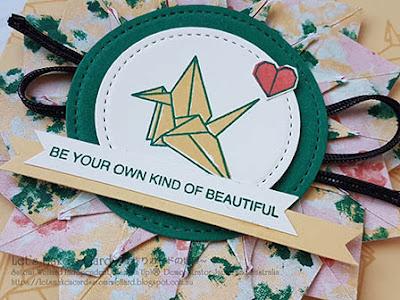 Artfully Folded Coordinator Set with Tea Bag Folding Technique   Satomi Wellard-Independent Stampin'Up! Demonstrator in Japan and Australia, #su, #stampinup, #cardmaking, #papercrafting, #rubberstamping, #stampinuponlineorder, #craftonlinestore, #papercrafting , #artfullyfolded #thankyoucard  #スタンピン #スタンピンアップ #スタンピンアップ公認デモンストレーター #ウェラード里美 #手作りカード #スタンプ #カードメーキング #ペーパークラフト #スクラップブッキング #ハンドメイド #オンラインクラス #スタンピンアップオンラインオーダー #スタンピンアップオンラインショップ  #動画 #フェイスブックライブワークショップ  #アートフリーフォールデッド #コーディネータースタンプセット #ティーバッグフォールディング