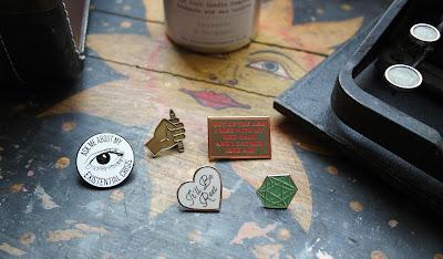 pin collection, enamel pin,