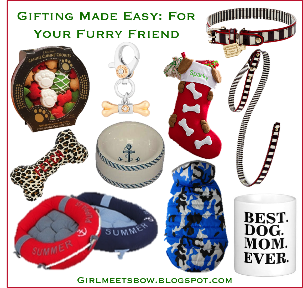 Gifting Made Easy: For Your Furry Friend