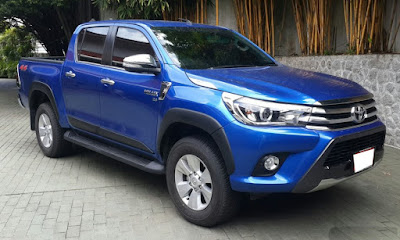 Toyota Hilux 2017 hd picture