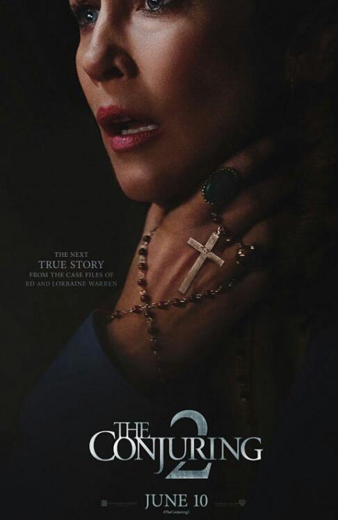 فيلم The Conjuring 2 2016