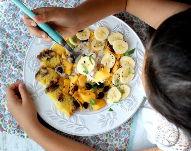 kupiec zdrowa radość życia, zdrowie nienudne,płatki owsiane kupiec, jak ugotować płatki owsiane, owsianka z owocami,śniadanie fit,dieta,