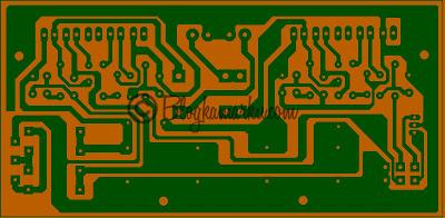 Power STK Watt Besar yang sederhana